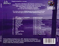 life journey back cover